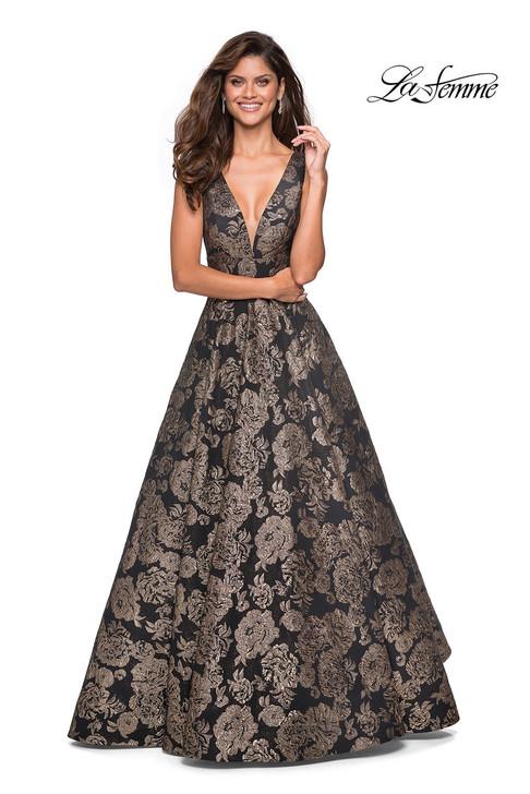 La Femme 27482 Dress