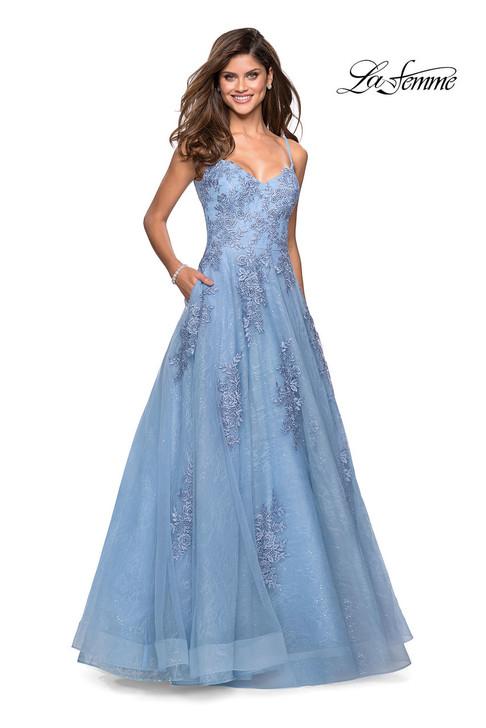 La Femme 27492 Dress