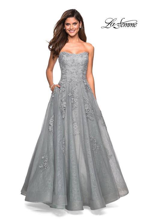 La Femme 27493 Dress