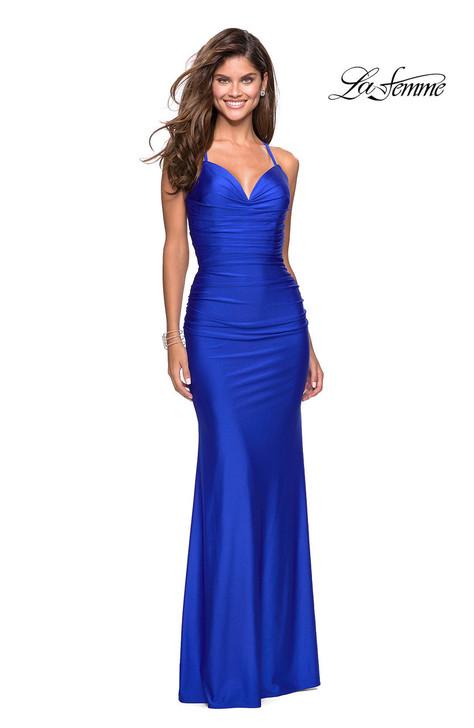La Femme 27501 Dress