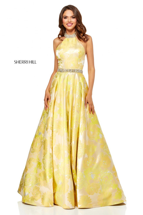 Sherri Hill 52425 Ballgown Dress