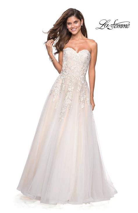 La Femme 27508 Dress