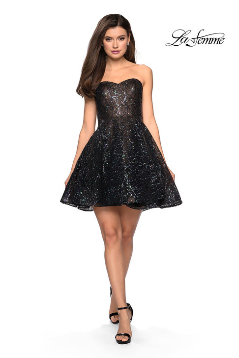 La Femme 27517 Dress