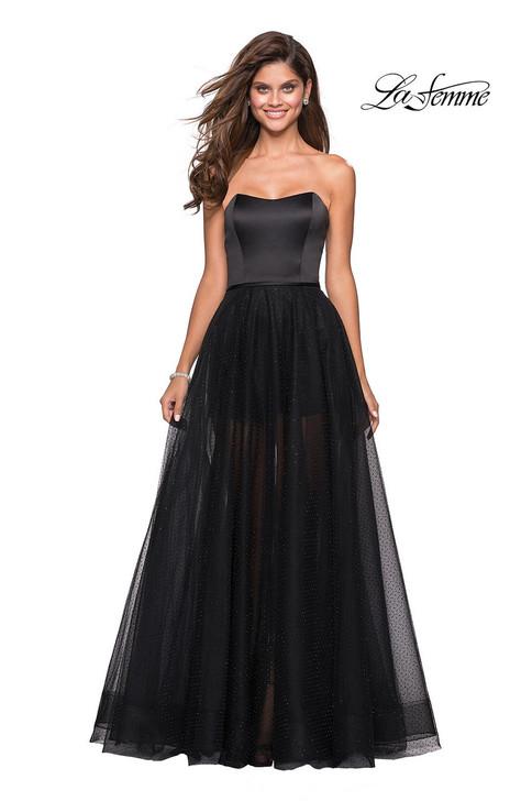 La Femme 27522 Dress