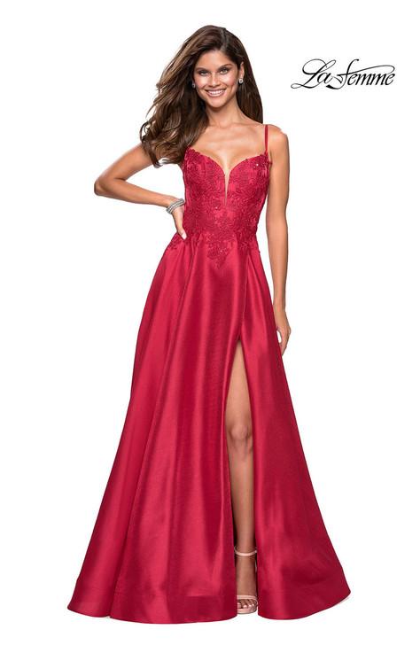 La Femme 27528 Dress
