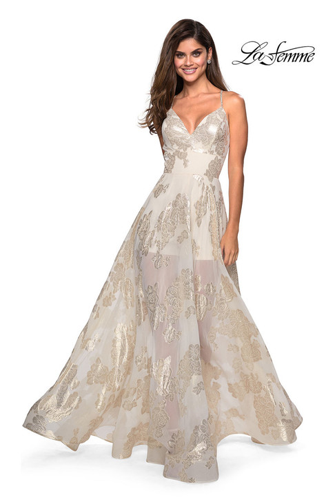 La Femme 27547 Dress