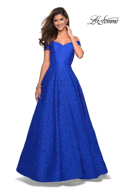 La Femme 27556 Dress
