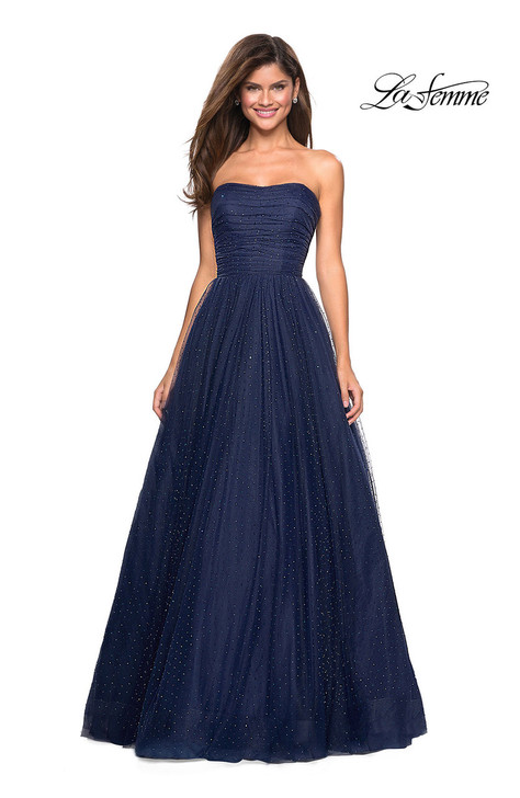 La Femme 27630 Dress