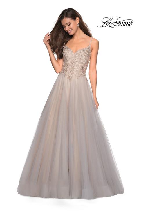 La Femme 27674 Dress