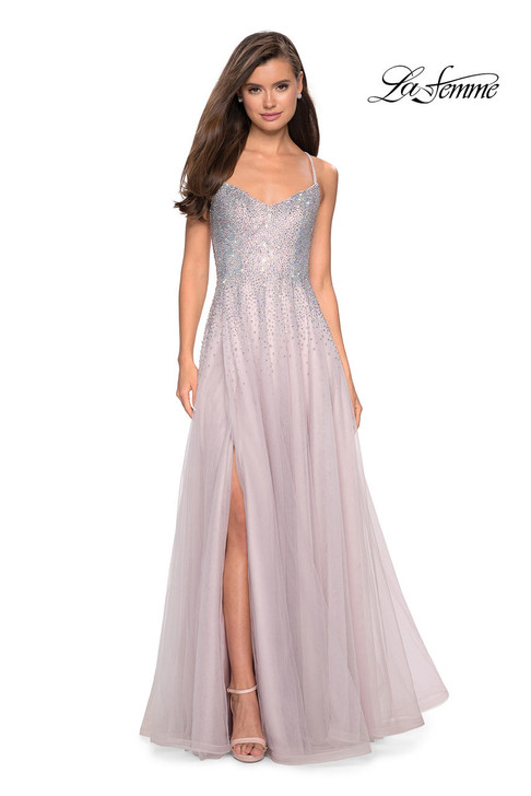 La Femme 27750 Dress
