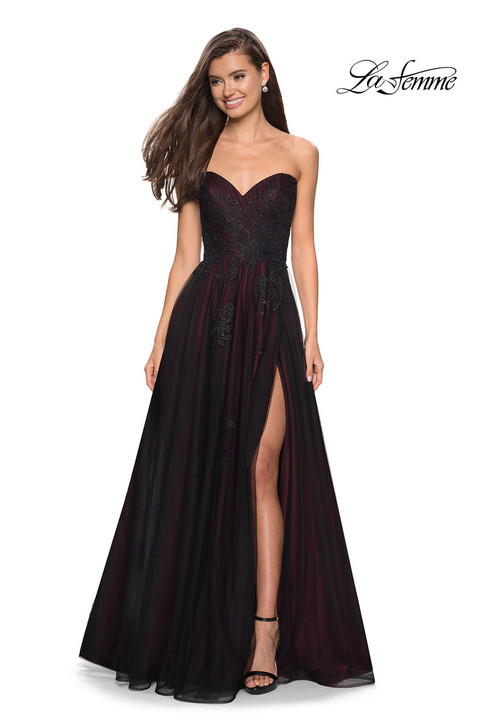 La Femme 27774 Dress