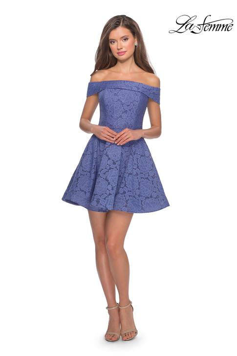 La Femme 28122 Dress
