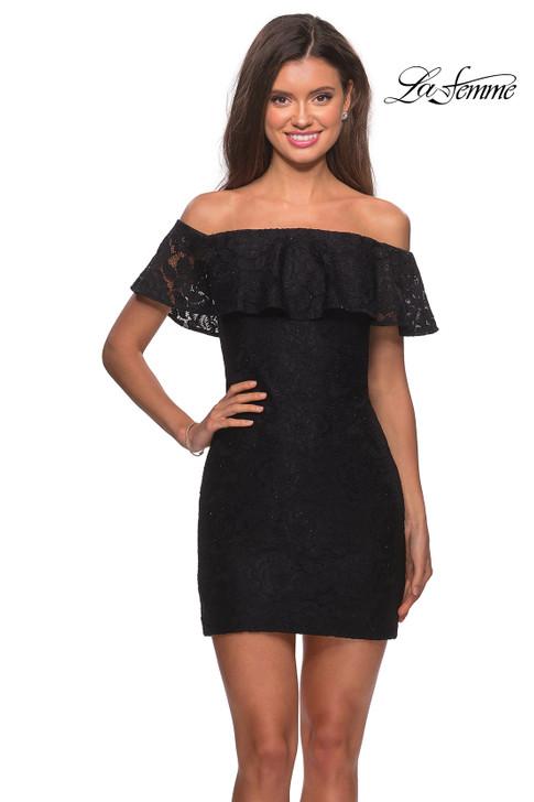 La Femme 28147 Dress