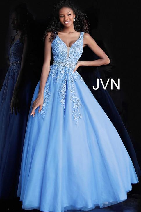 JVN by Jovani JVN68258 Ballgown Dress
