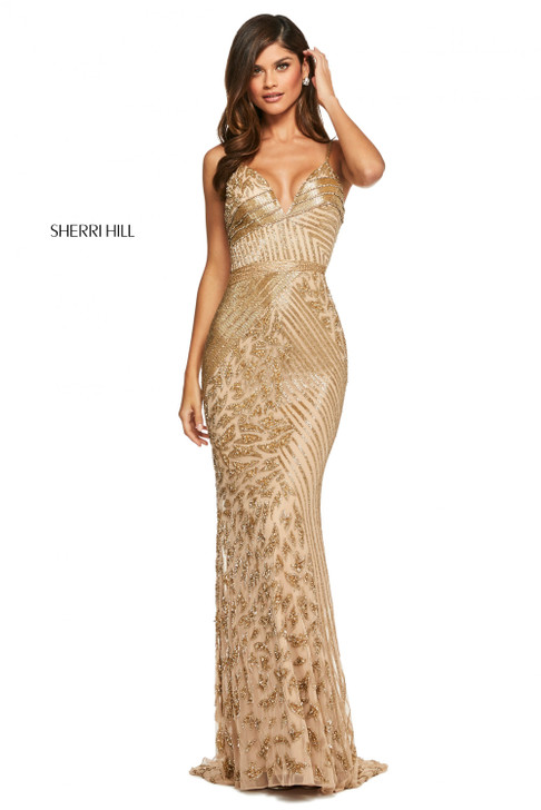 Sherri Hill 53489 Prom Dress