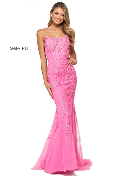 Sherri Hill 52338 Prom Dress