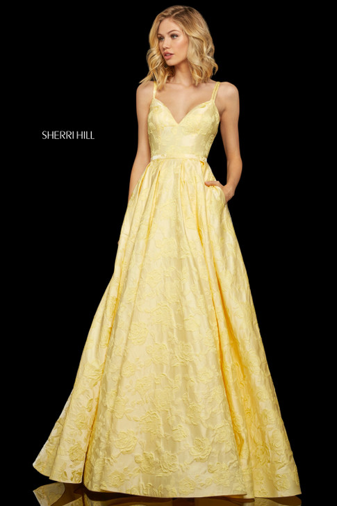 Sherri Hill 52953 Ballgown Dress