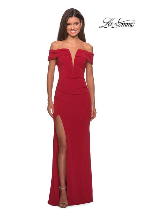 La Femme 28132 Prom Dress