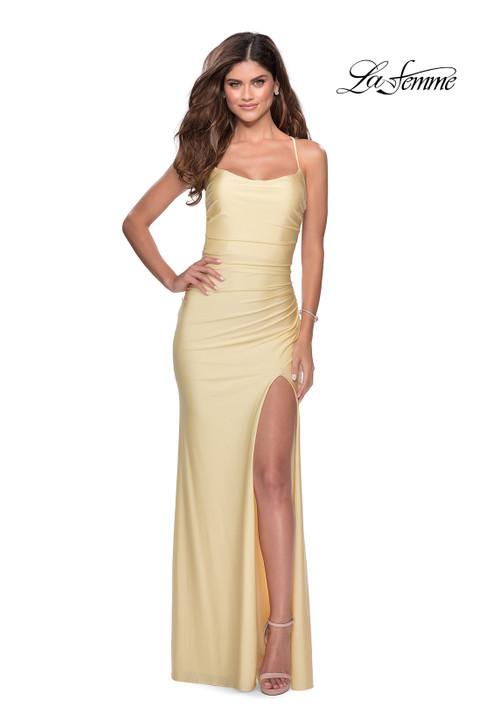La Femme 28296 prom dress