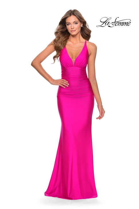 La Femme 28297 Prom Dress