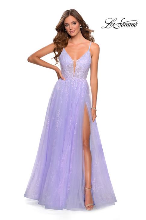 La Femme 28387 Dress