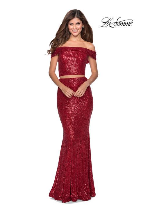 La Femme 28425 Prom Dress