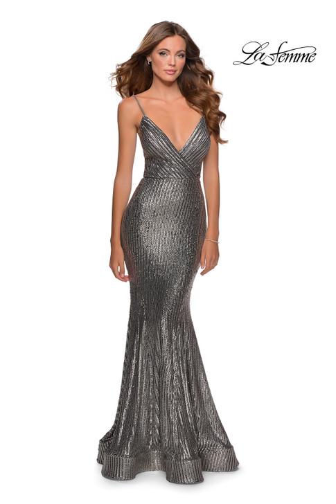 La Femme 28469 prom dress