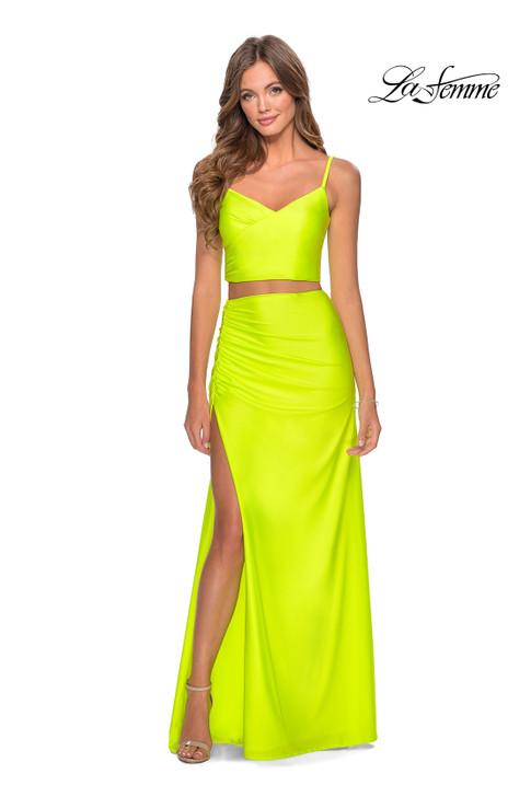 La Femme 28472 Prom Dress
