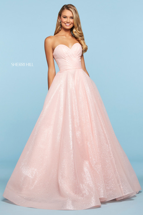 Sherri Hill 53419 Ballgown Dress