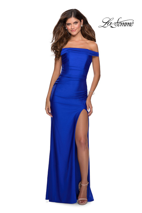 La Femme 28506 prom dress