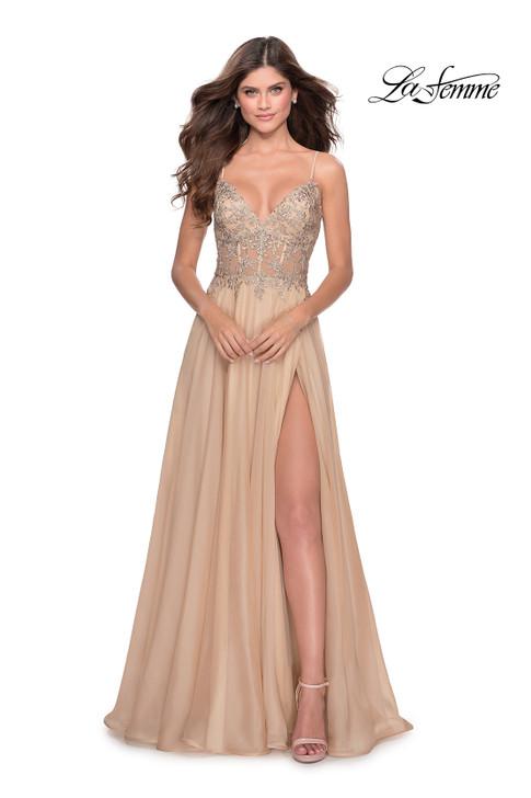 La Femme 28543 Prom Dress