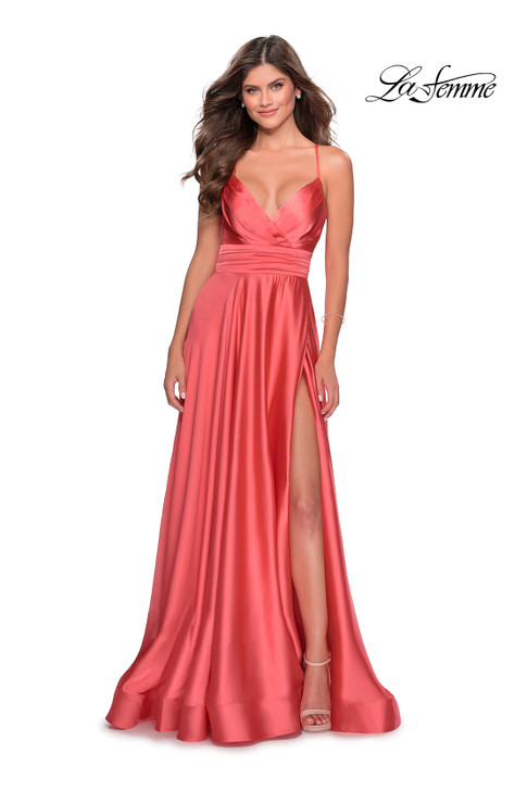 La Femme 28571 prom dress