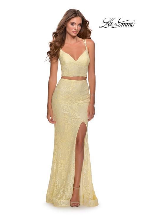 La Femme 28590 Prom Dress