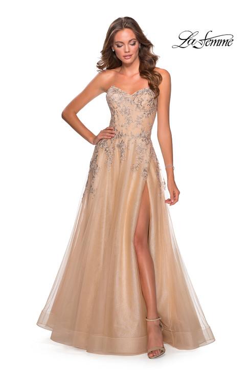 La Femme 28599 Prom Dress