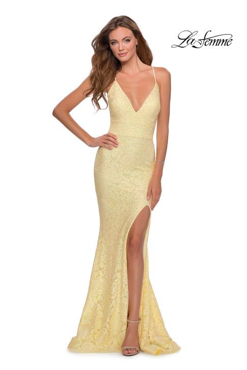 La Femme 28640 prom dress