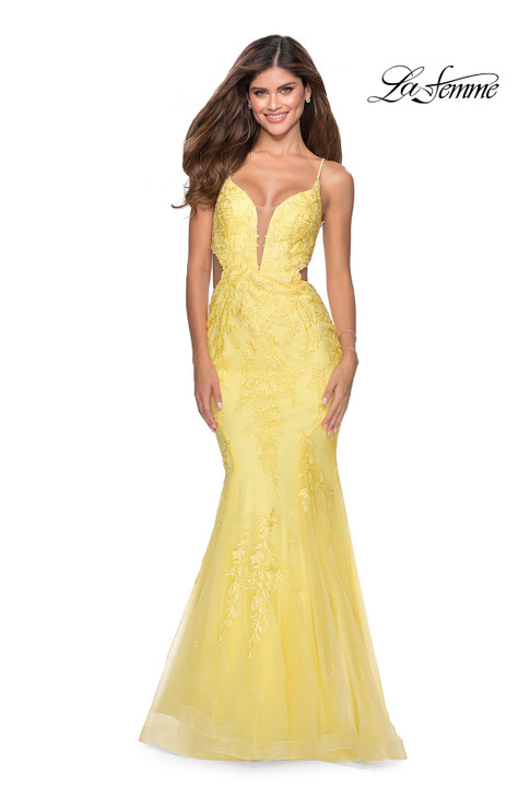 La Femme 28768 Prom Dress