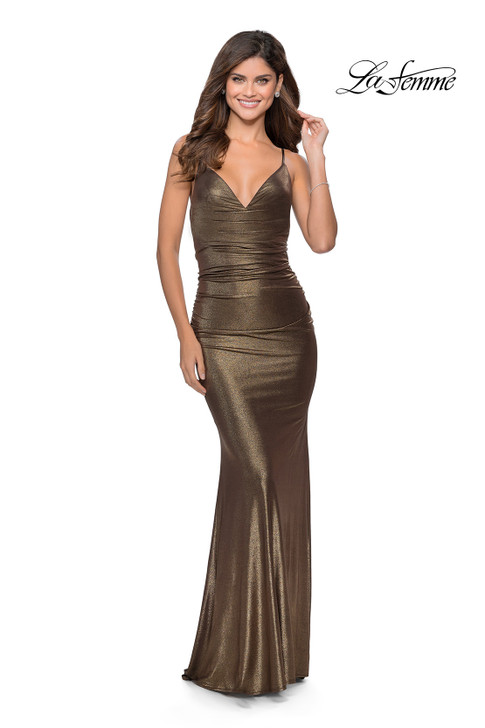La Femme 28913 prom dress