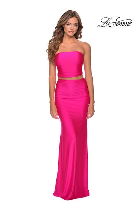La Femme 28972 prom dress
