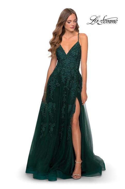 La Femme 28985 Prom Dress