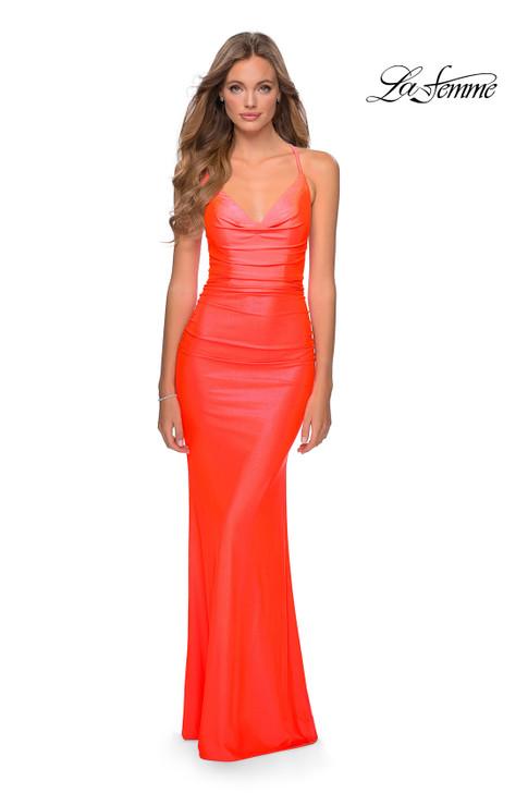La Femme 29010 Dress