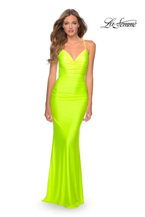 La Femme 29020 Prom Dress