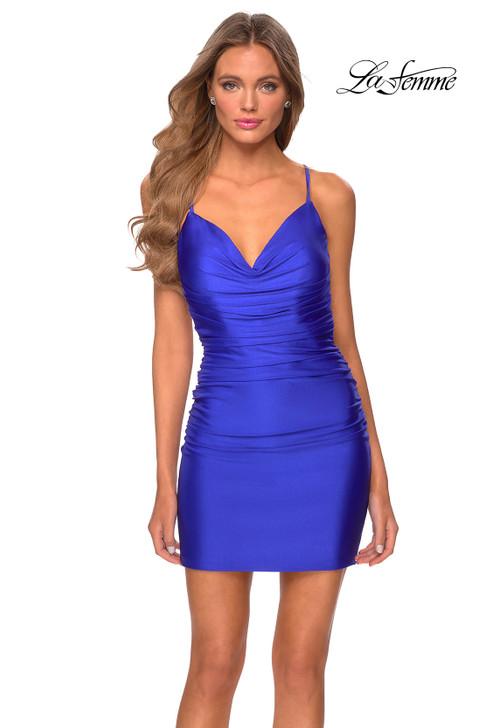 La Femme 29260 short dress