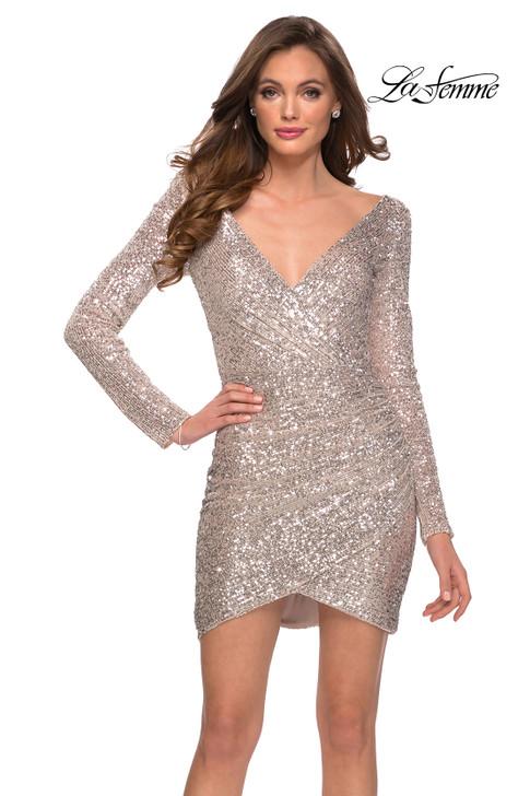 La Femme 29427 Dress