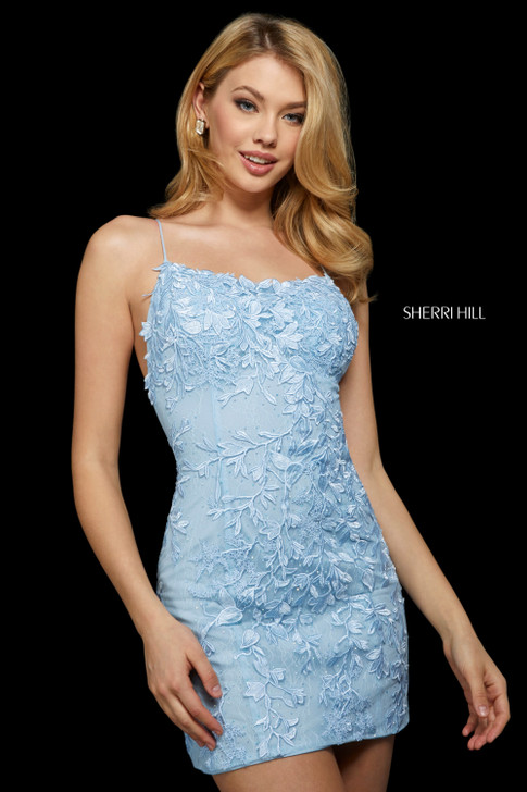 Sherri Hill 53151 Short Dress