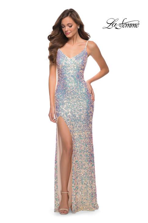 La Femme 29936 prom dress