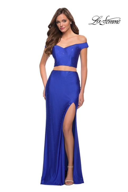 La Femme 29951 prom dress