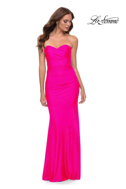 La Femme 29963  prom dress