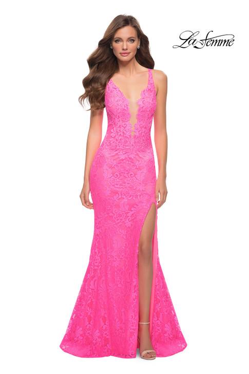 La Femme 29978 prom dress