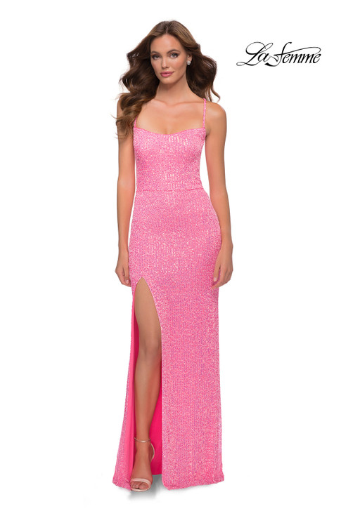 La Femme 29986 prom dress