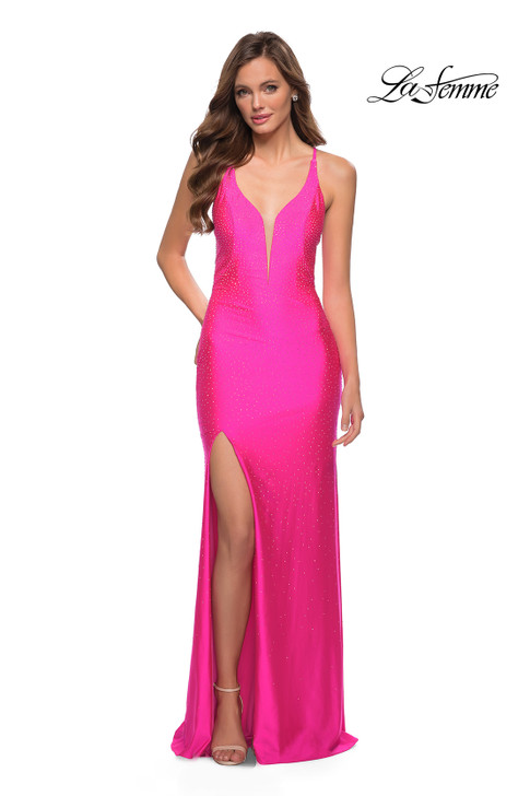 La Femme 29969 prom dress